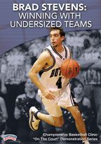 Brad Stevens: Winning with Undersized Teams