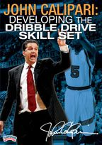 John Calipari: Developing the Dribble Drive Skill Set