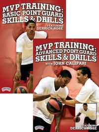 MVP Training: Point Guard Skills &amp;amp; Drills Series with Derrick Rose