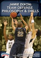 Jamie Dixon: Team Defense Philosophy & Drills