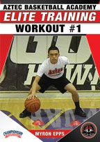 Aztec Basketball Academy Elite Training - Workout 1