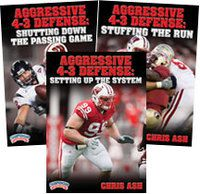 Aggressive 4-3 Defense 3-Pack