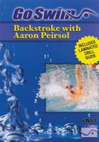 Go Swim Backstroke with Aaron Peirsol