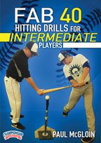 Fab 40 Hitting Drills for Intermediate Players (Ages 10-14)